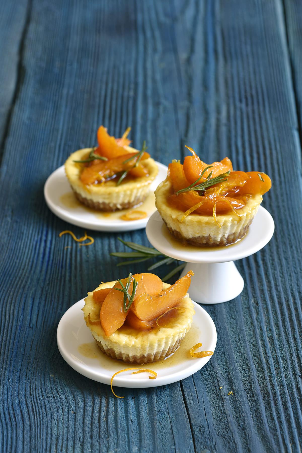 Cheesecakes von Antje Plewinski Foodfotografie