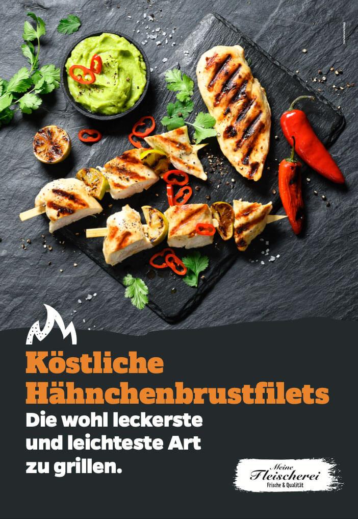 Grillspieße von Antje Plewinski Foodfotografie