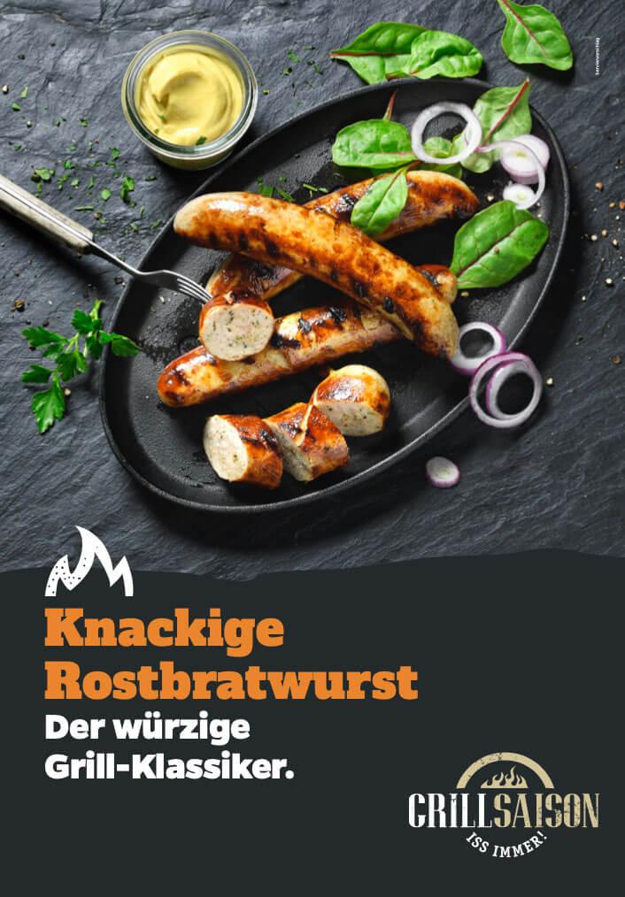 Bratwürste von Antje Plewinski Foodfotografie