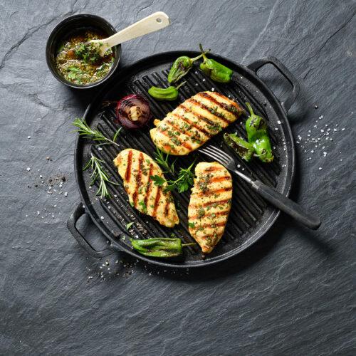 Hähnchensteaks von Antje Plewinski Foodfotografie