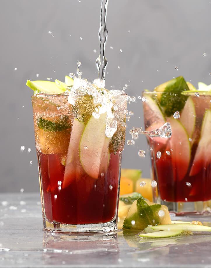 Limonade von Antje Plewinski Foodfotografie