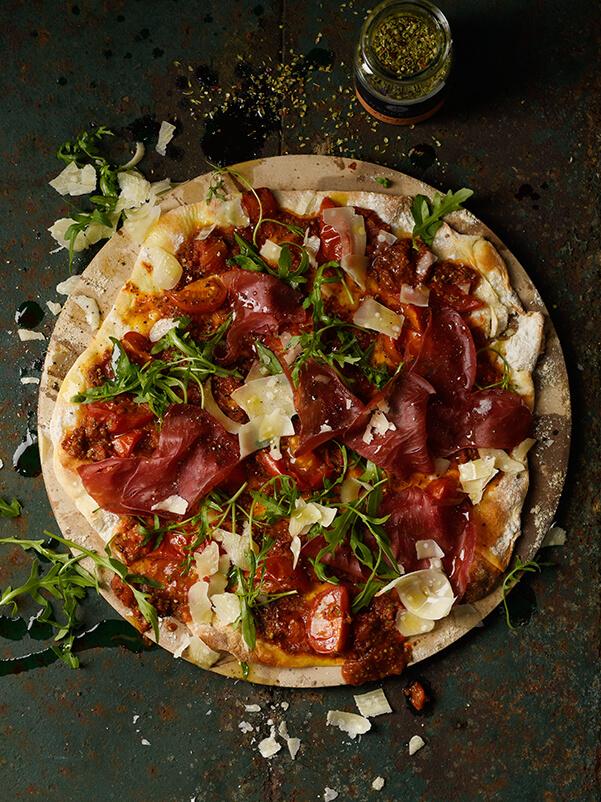 Pizza von Antje Plewinski Foodfotografie