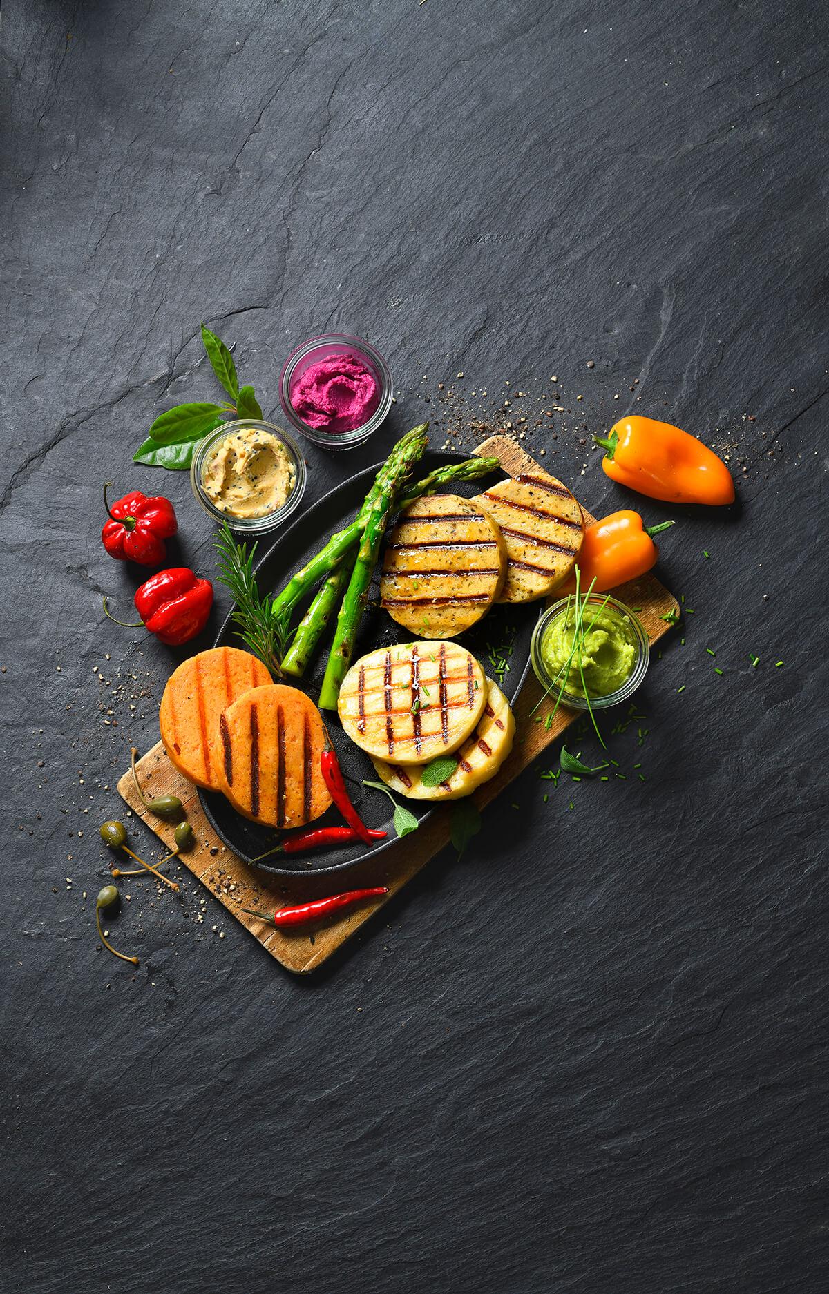 Grilltaler von Antje Plewinski Foodfotografie