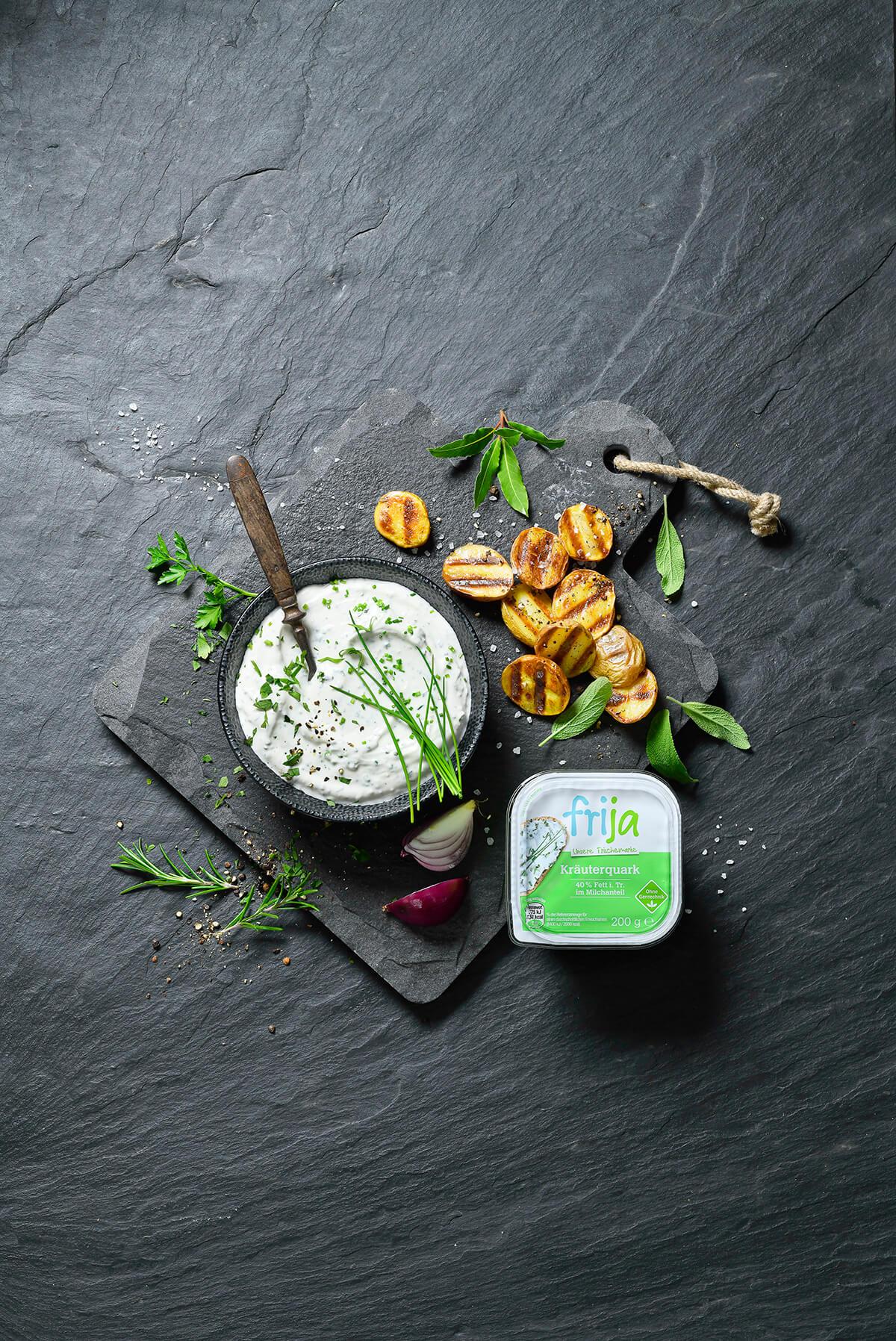 Kräuterquark von Antje Plewinski Foodfotografie