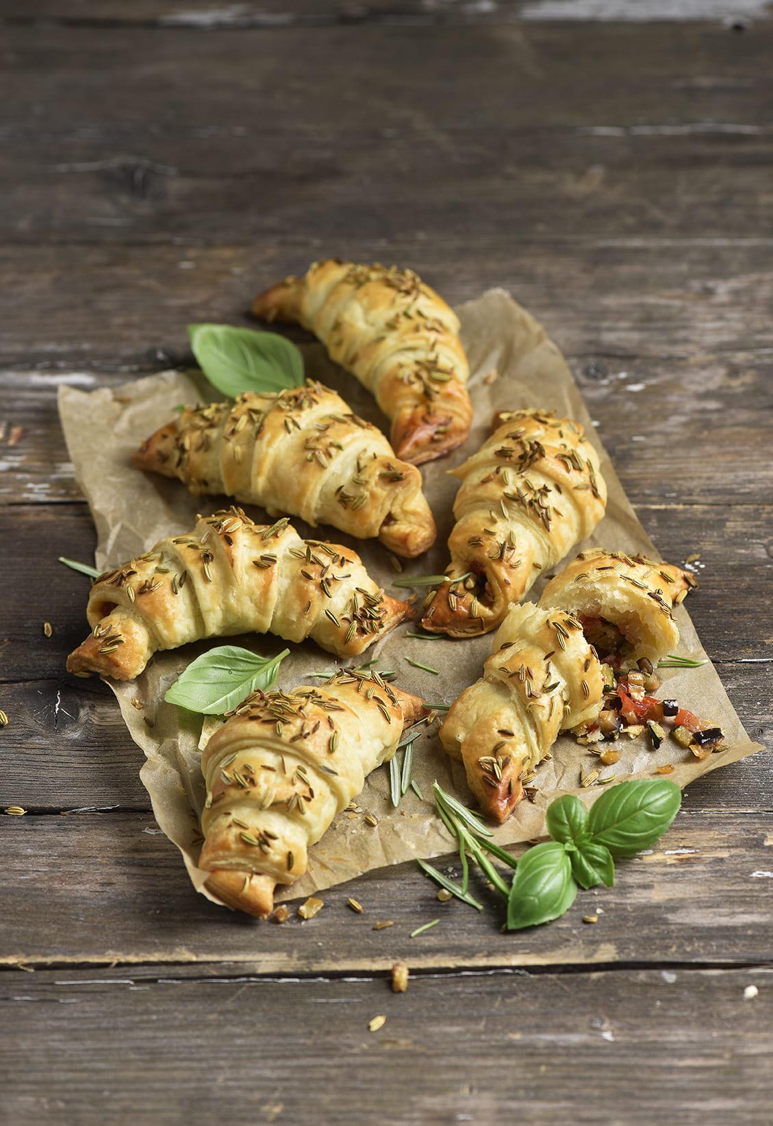 Croissants von Antje Plewinski Foodfotografie