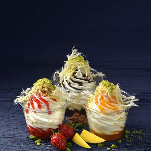 Eiscreme von Antje Plewinski Foodfotografie