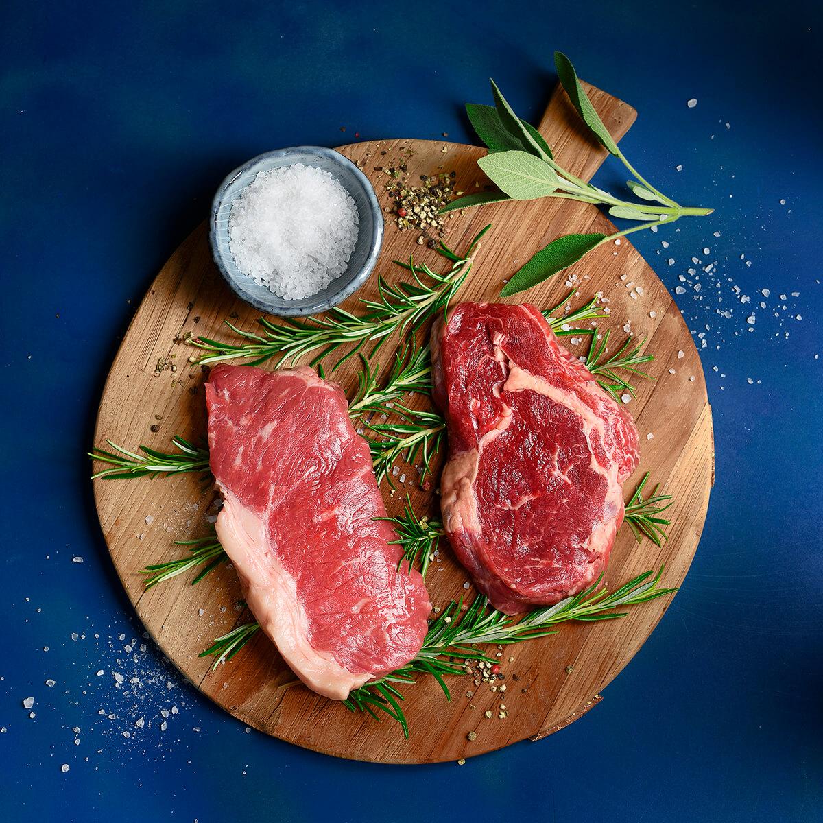 Steak von Antje Plewinski Foodfotografie