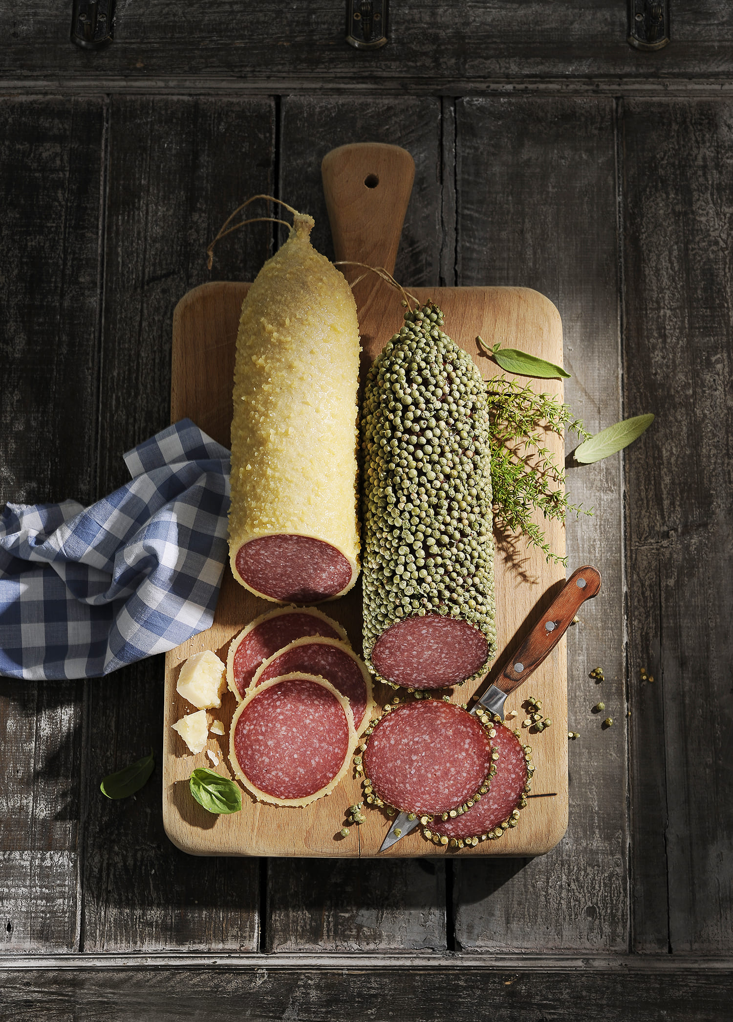 Peppsalami von Antje Plewinski Foodfotografie
