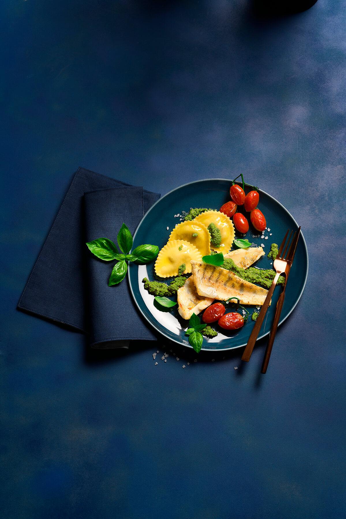 Zanderfilet von Antje Plewinski Foodfotografie